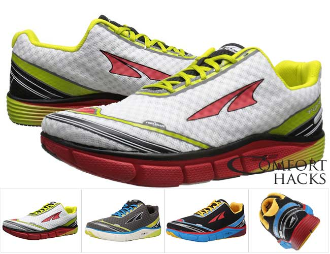 Running Shoe Fit Toe Space