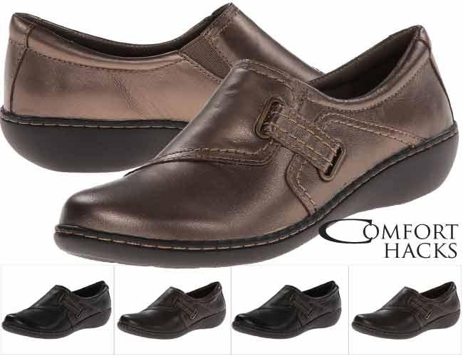 Clark S Work Shoes Ladies