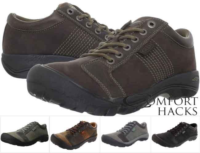 KEEN Austin Shoe Review