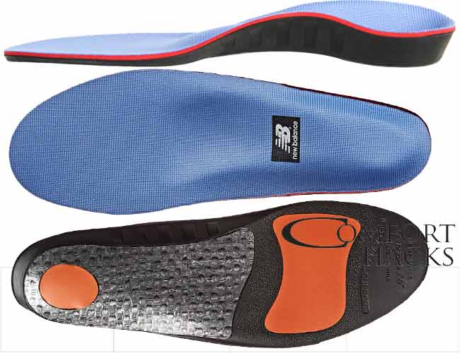 Guide To The Best Insoles For Standing All Day 187 Comforthacks