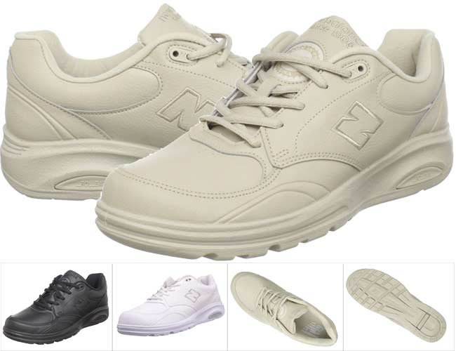 New Ballance nursing shoes for men