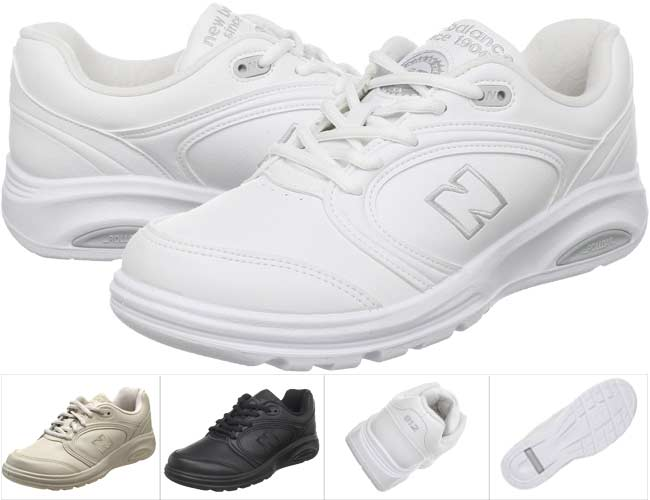 New Ballance shoes for female nurses