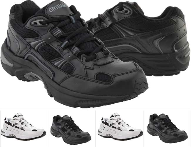 Comfortable Walking Shoes Flat Feet