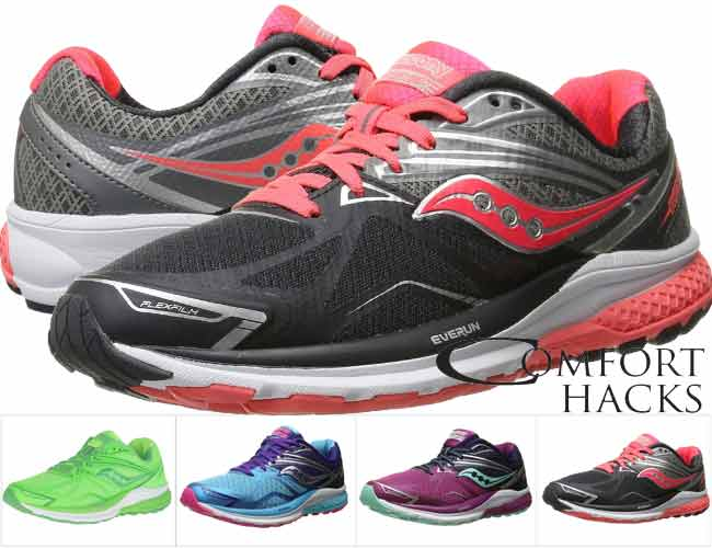 last but not the least Saucony Ride 10 is excellent choice for female runners