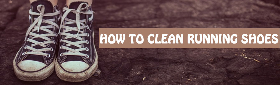 how to clean muddy shoes