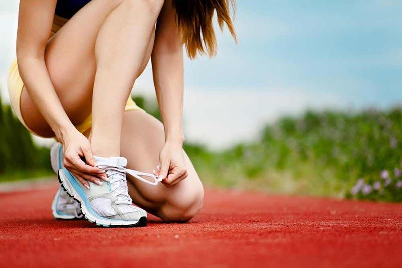 runner-preparations